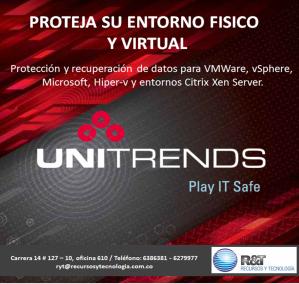 unitrends seguridad y proteccion de datos