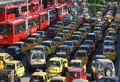 caos vehicular bogotá colombiaconduceblogspot